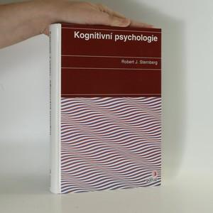 náhled knihy - Kognitivní psychologie