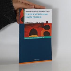 náhled knihy - Vaginální vedení porodu koncem pánevním