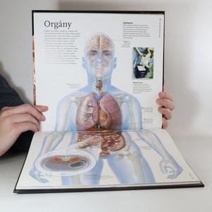 antikvární kniha Lidské tělo, neuveden