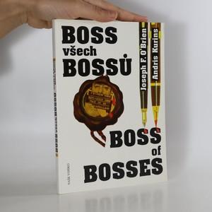náhled knihy - Boss všech bossů