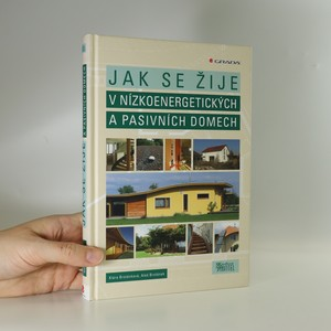 náhled knihy - Jak se žije v nízkoenergetických a pasivních domech