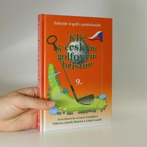 náhled knihy - Klíč k českým golfovým hřištím 9