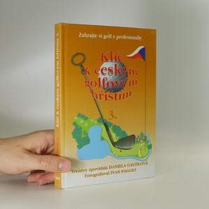 náhled knihy - Klíč k českým golfovým hřištím 3