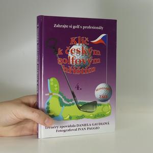 náhled knihy - Klíč k českým golfovým hřištím 4