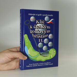 náhled knihy - Klíč k českým golfovým hřištím 11