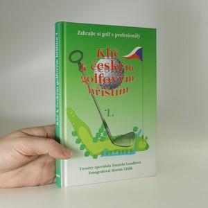 náhled knihy - Klíč k českým golfovým hřištím 1