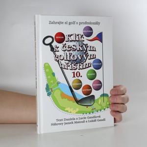 náhled knihy - Klíč k českým golfovým hřištím. 10