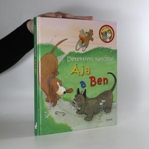náhled knihy - Detektivní kancelář Ája a Ben