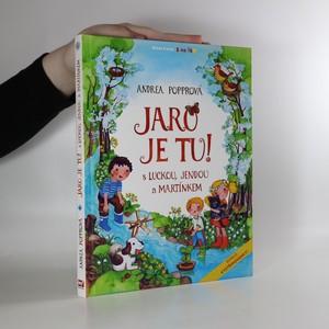 náhled knihy - Jaro je tu! S Luckou, Jendou a Martínkem