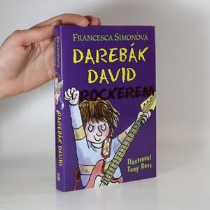 náhled knihy - Darebák David rockerem