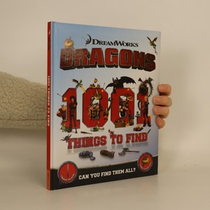 náhled knihy - Dragons. 1001 Things to Find
