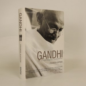 náhled knihy - Gandhi : an illustrated biography