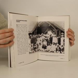 antikvární kniha Gandhi : an illustrated biography, 2016