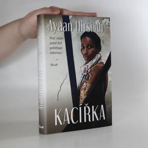 náhled knihy - Kacířka