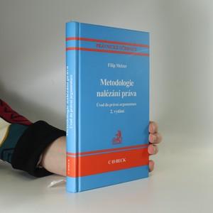 náhled knihy - Metodologie nalézání práva