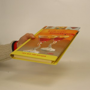 antikvární kniha Koktejly, 2010