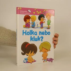 náhled knihy - Holka nebo kluk?