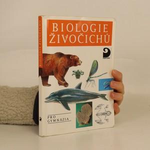 náhled knihy - Biologie živočichů pro gymnázia