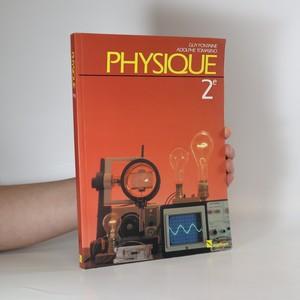 náhled knihy - Physique 2e. Programme 1987