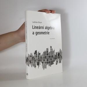 náhled knihy - Lineární algebra a geometrie