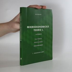 náhled knihy - Mikroekonomická teorie I. : cvičebnice. 1. část