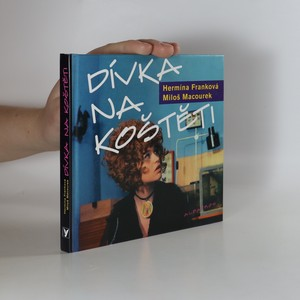 náhled knihy - Dívka na koštěti