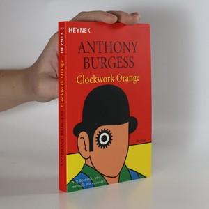 náhled knihy - Clockwork Orange (německy)