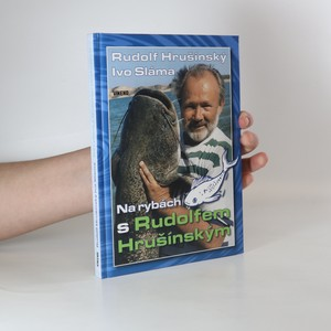 náhled knihy - Na rybách s Rudolfem Hrušínským