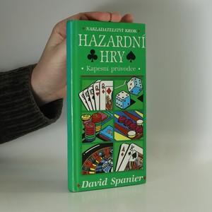 náhled knihy - Hazardní hry. Kapesní průvodce
