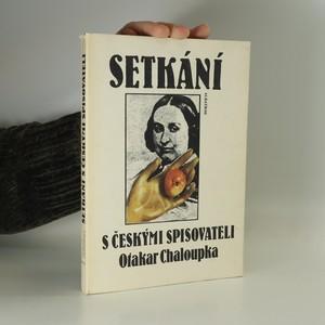 náhled knihy - Setkání s českými spisovateli