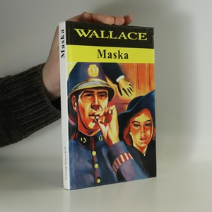 náhled knihy - Maska