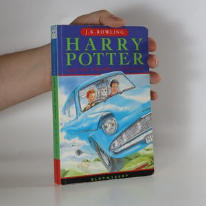 náhled knihy - Harry Potter and the chamber of secrets