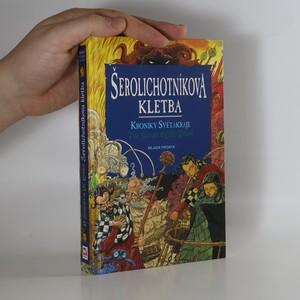 náhled knihy - Šerolichotníkova kletba. Kniha čtvrtá