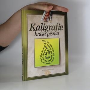 náhled knihy - Kaligrafie. Krása písma