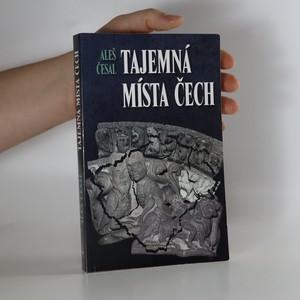 náhled knihy - Tajemná místa Čech