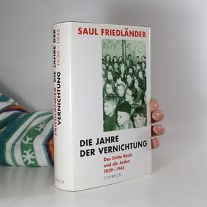náhled knihy - Die Jahre der Vernichtung