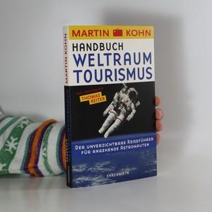 náhled knihy - Handbuch Weltraumtourismus Kohn