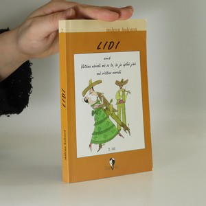 náhled knihy - Lidi, aneb, Většina národů má za to, že je úplně jiná než většina národů. 2. díl
