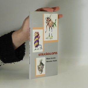 náhled knihy - Strašidlopis, aneb Velký atlas malých strašidel