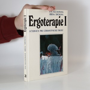 náhled knihy - Ergoterapie I : učebnice pro zdravotnické školy