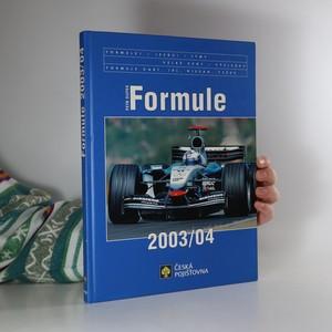 náhled knihy - Formule 2003/04 (Ročenka magazínu Formule)