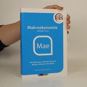 náhled knihy - Makroekonomie. Základní kurz