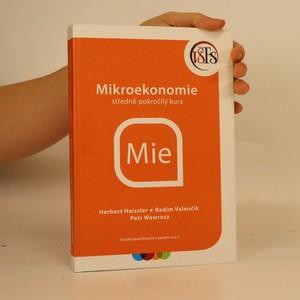 náhled knihy - Mikroekonomie. Středně pokročilý kurz