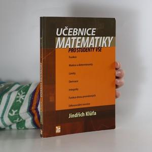 náhled knihy - Učebnice matematiky pro studenty VŠE