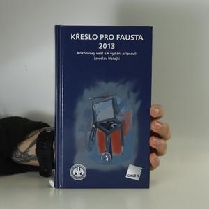náhled knihy - Křeslo pro Fausta 2013