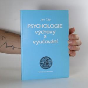 náhled knihy - Psychologie výchovy a vyučování