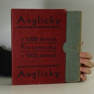 náhled knihy - Anglicky v 1000 slovech. 10 sešitů. (nekompletní, viz foto)