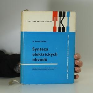 náhled knihy - Syntéza elektrických obvodů