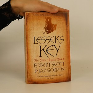 náhled knihy - Lessek's key