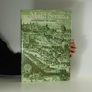 náhled knihy - Malá Strana ; Menší Město pražské